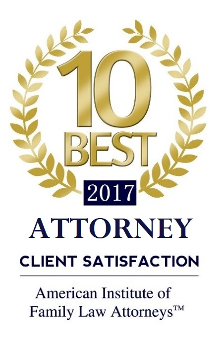 10 Best 2017 Attorney Client Satisfaction Award